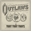 Spooky043 CD    The Toot Toot Toots - 'Outlaws'