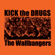 Spooky030   The Wallbangers - 'Kick The Drugs' feat Mick Harvey & Tex Perkins